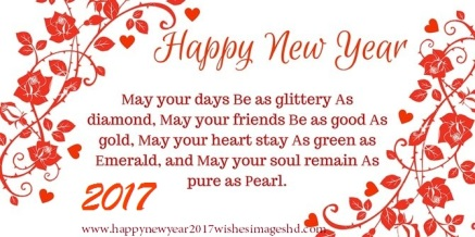Happy New Year 2017 Wishes Images HD